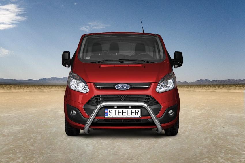 EU-Kufanger Ø 70mm, Ford Transit Custom, mod. 2012->2018