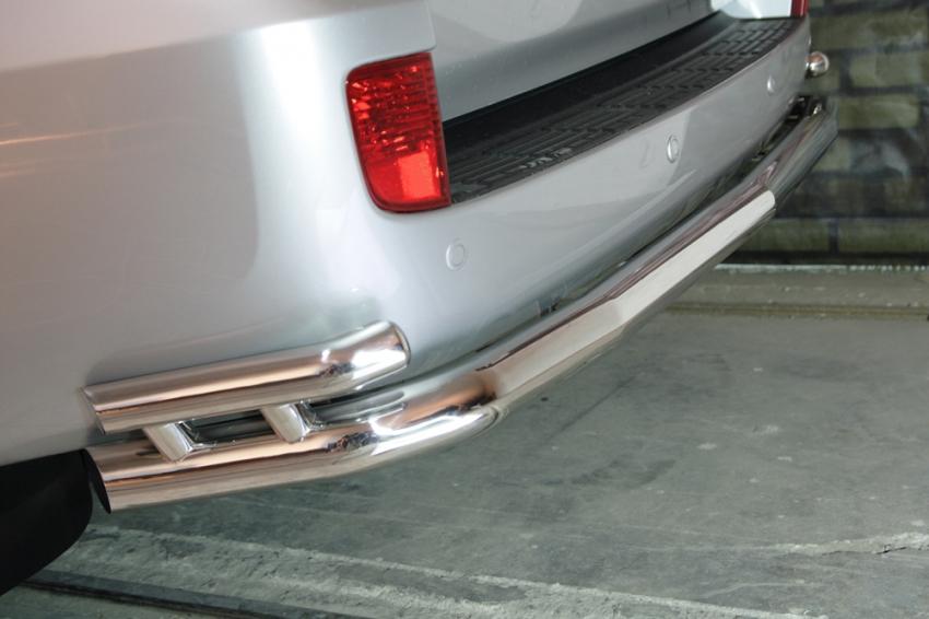 Hekkfanger Ø 70mm, Toyota LAND CRUISER V8, mod. 2007->2012