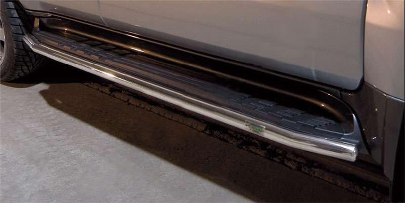 Stigtrinnbeskytter Ø 48mm, Toyota LAND CRUISER V8, mod. 2012->2016