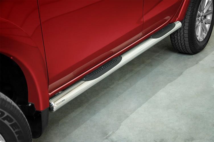 Kanalbeskyttere Ø 70mm, m/trinn i plast, Fiat Fullback mod. 2015->