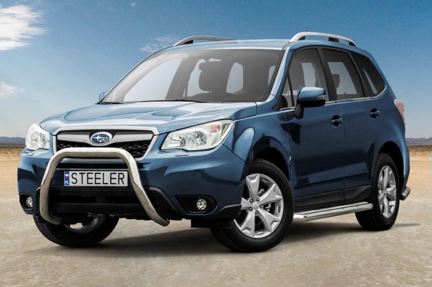 EU-Kufanger Ø 70mm, Subaru Forester, mod. 2013->2016
