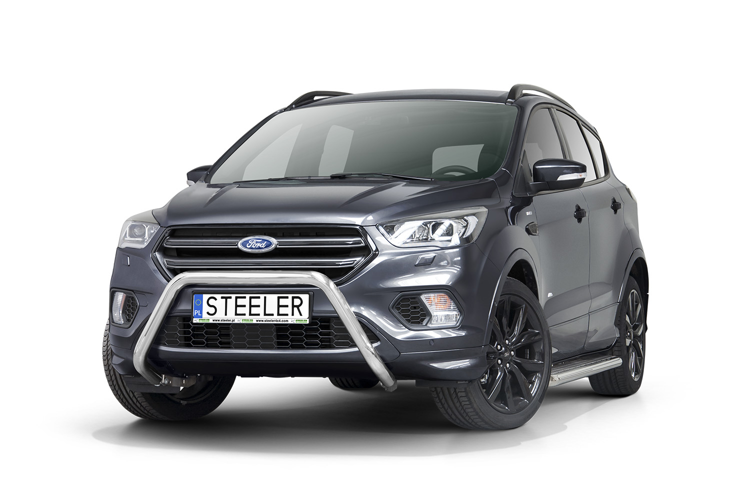 EU-Kufanger Ø 60mm, Ford Kuga, mod. 2017->2019