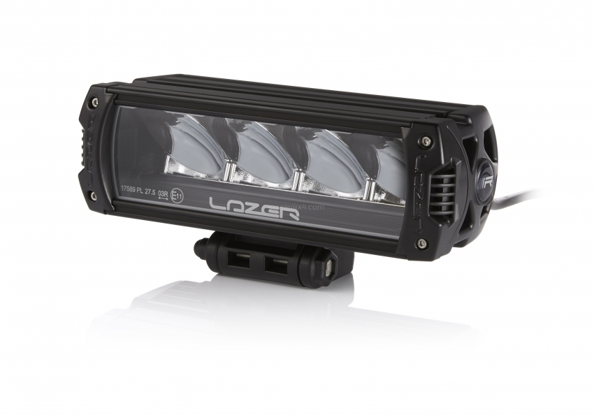 LED-lykt, LAZER Triple-R 750 - black