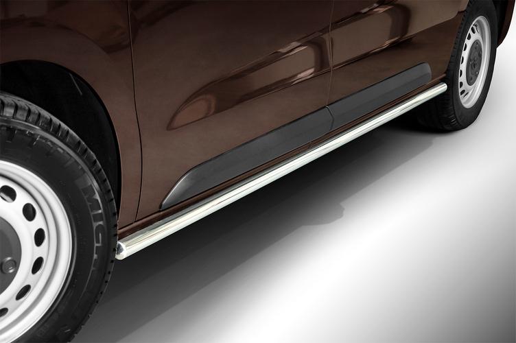 Kanalbeskyttere Ø48mm, Toyota ProAce Verso mod. 2016->
