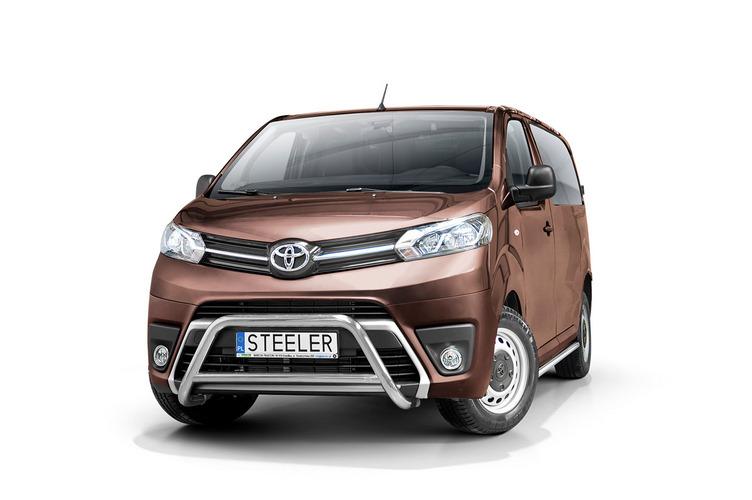 EU-Kufanger Ø 60mm, Toyota ProAce Verso mod. 2016->