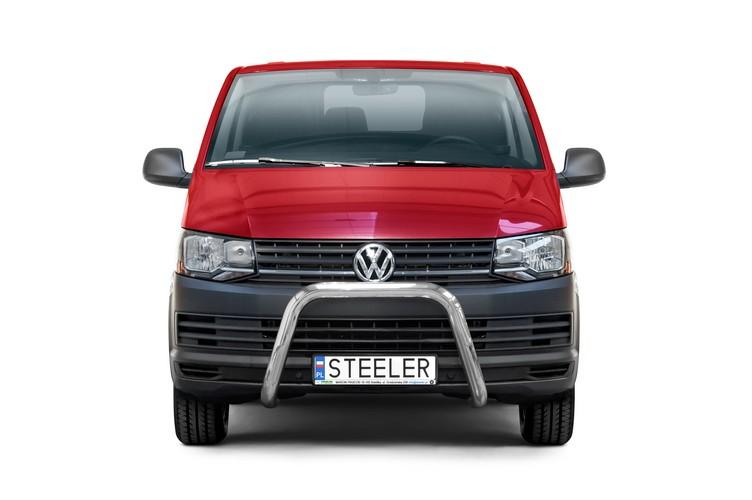 Sort EU-Kufanger Ø 70mm, VW T6 mod. 2015->