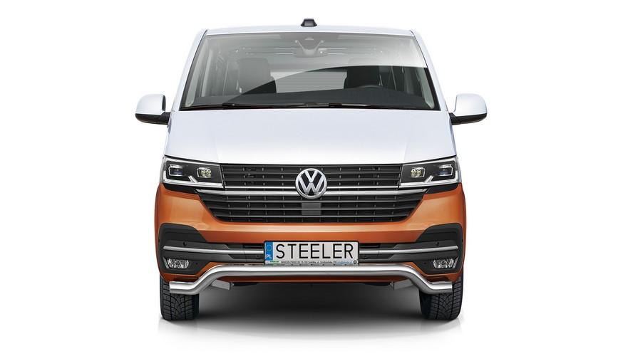 Spoilerrør Ø 70mm, VW T6.1 mod. 2019->
