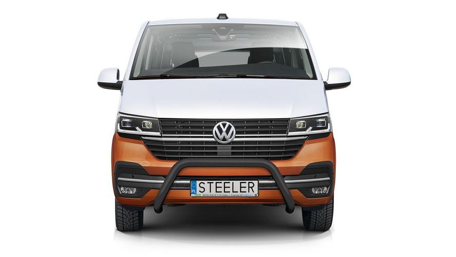 Sort EU-Kufanger Ø 70mm, VW T6.1 mod. 2019->