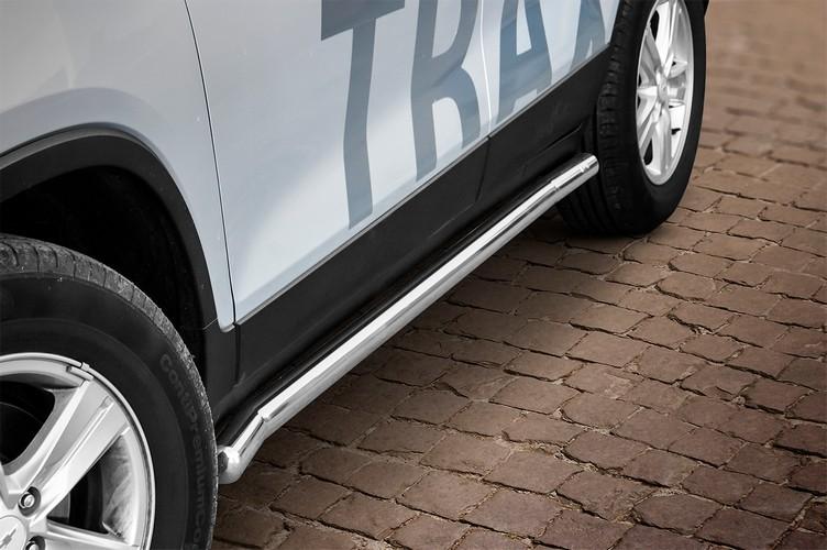 Kanalbeskyttere Ø 60mm, Chevrolet Trax mod. 2013->