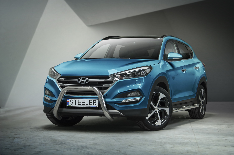 EU-Kufanger Ø70mm, Hyundai Tucson mod. 2015->2018