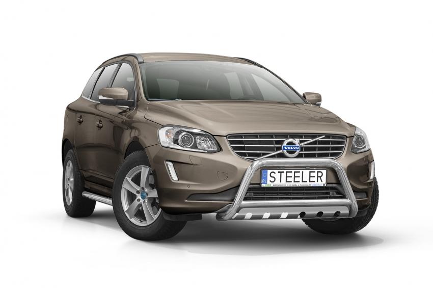 EU-Kufanger m/underkjørseksjon (plate), Volvo XC60, mod. 2014->