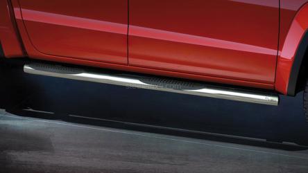 Kanalbeskytter Ø70 m/trinn, VW Amarok mod. 2016->