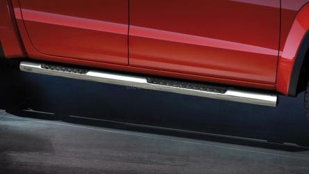Kanalbeskytter Ø76 m/trinn, VW Amarok mod. 2009->2016->