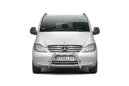 EU-Kufanger Ø 60mm, Mercedes Vito mod. 2003->2010